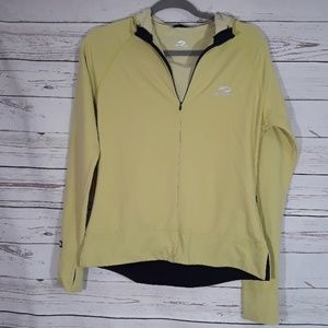 Brooks DRYLINE long sleeve pullover small